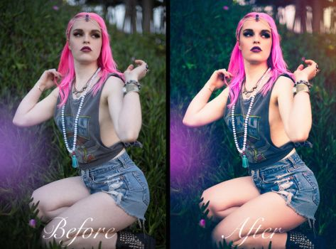 NatVon Lightroom Preset 1 by NatVon