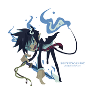 Blue Exorcist by PhuiJL