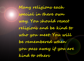 People With A Religion by SuperDog5