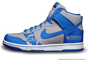If Myspace Had Custom Nikes... by davedog101