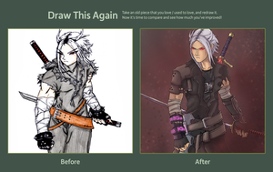 Draw This Again Contest by sarrus