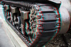 Tank 3-D conversion by MVRamsey