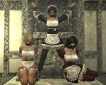 Maids for sale 2 by skygaggedrim