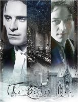 XFC: Cherik/HP Crossover - Fanfic Book-Cover by Nephilim-Phoenix