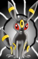Umbreon by Mast88