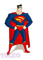 Another Superman by TULIO19mx