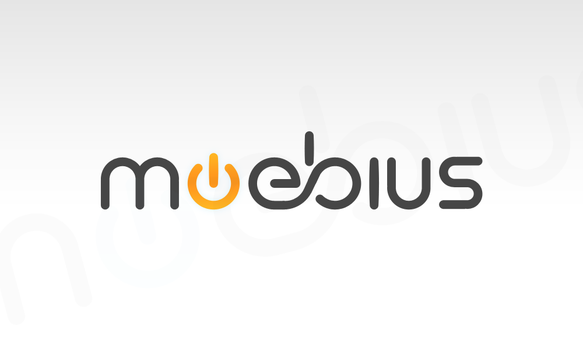 Moebius Logotype by Aleph42