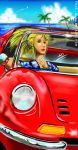 OutRun 2 : Clarissa by PsuC