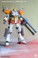 Heavy Arms ver Ka Project by B-Werx