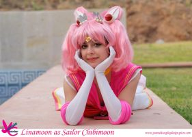Sailor Chibimoon by Yunnale