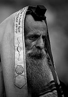 Rabbi-Jerusalem. by YuriBonder