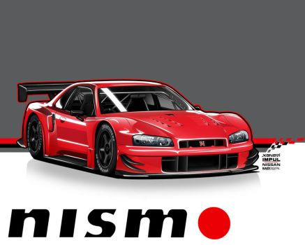 Nissan Skyline JGTC tribute by kazirules