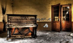 Le piano by stengchen