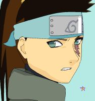 How dare you Kakashi! by HitomiMPN