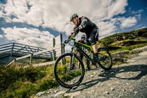 Enduro All Mountain Bike Stinog DH 3 by Samuel-Benjamin