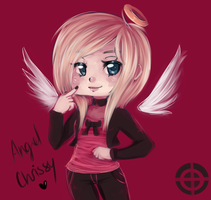 Chrissy by buggingtin