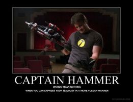 Captain Hammer by Aliora