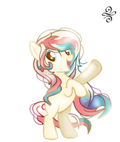 mlp oc i adopted by Cloudilicious