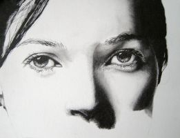 Kate Moss WIP 2 by Anthony-Woods
