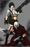 Devil May Cry by DjMike23