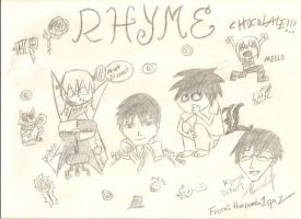 For Rhyme of COS by thenumba1spaz