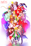 Pandora Hearts by Bambz-Art