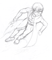Rain's Brother Practice Sketch by Chibi-tan107
