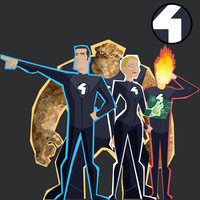 FANTASTIC 4 by hugeackman