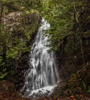 Mosher Hill Falls - Farmington, Maine 03 by Riot207Photography