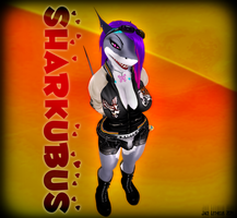 Jayce - Shemale Sharkubus - Second Life by Jace-Lethecus