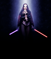 Darth Maia by ExGemini