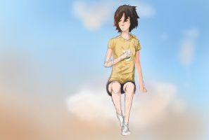 Up in the clouds by Taro4an