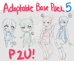 [P2U BASES] Adoptable Base 5 by sportsbaes