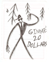 GIMME 20 DOLLARS by MDSK-RB