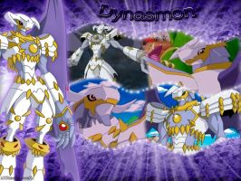 Dynasmon (My Wallpaper) by xXSteefyLoveXx