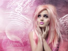 Crying angel 1 by annemaria48