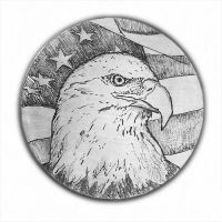 S123-Patriotic-Eagle-1976 by HiTechArtist
