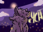 YCH  *end* by Naeezadopts