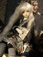:BJD: Flower Cards by RabbitonBooks