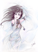Yuki-Onna by Princess--Ailish