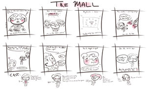 The Mall. by nosewhirly