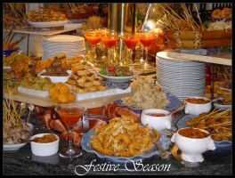 Festive Season........FOOD by Je-Nice