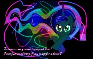 Luna in da club by MoonlightClouds