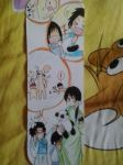 Bookmark hand made - APH Asian Family by pipapipo6v6