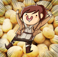 POTATO by Hat-Kid