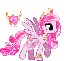 Custom Princess Valentine Theme by YukiAdoptablesPonies