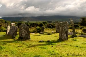 Stone Circle by Talkingdrum