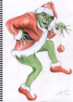 The Grinch by Sam-in-Motion