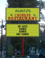 Naruto's Restaraunt by dibster
