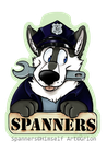 Officer Spanners by Grion
